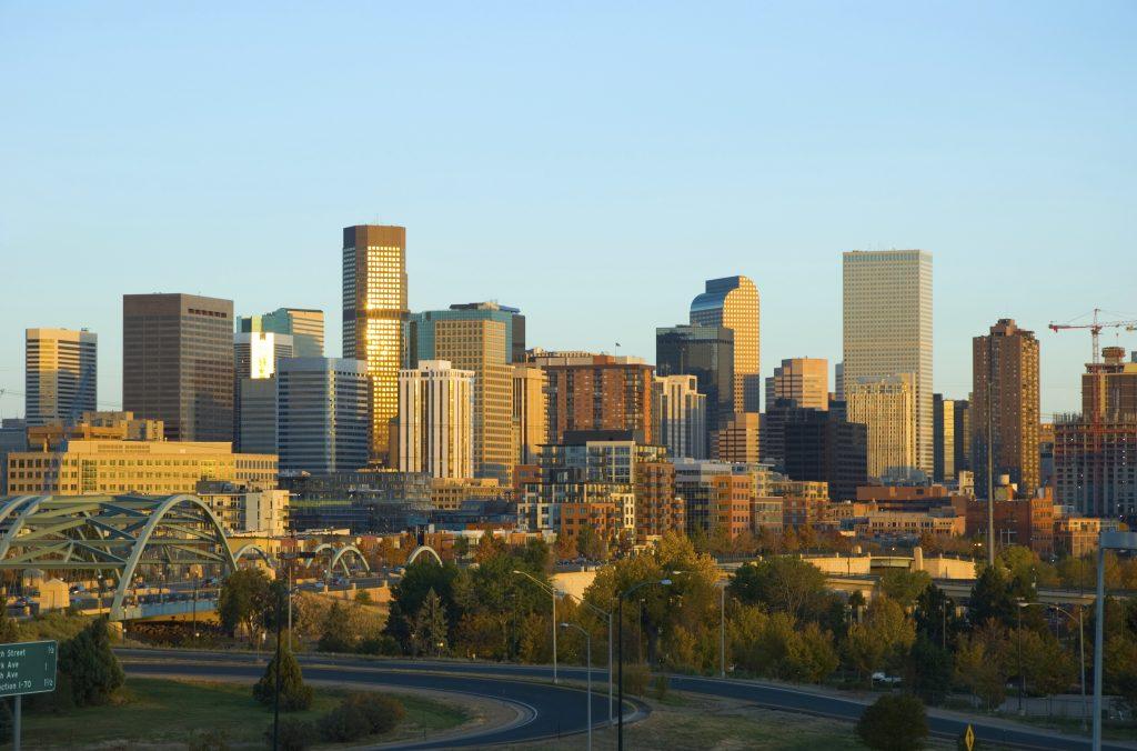 Csatlakozórudak Denver