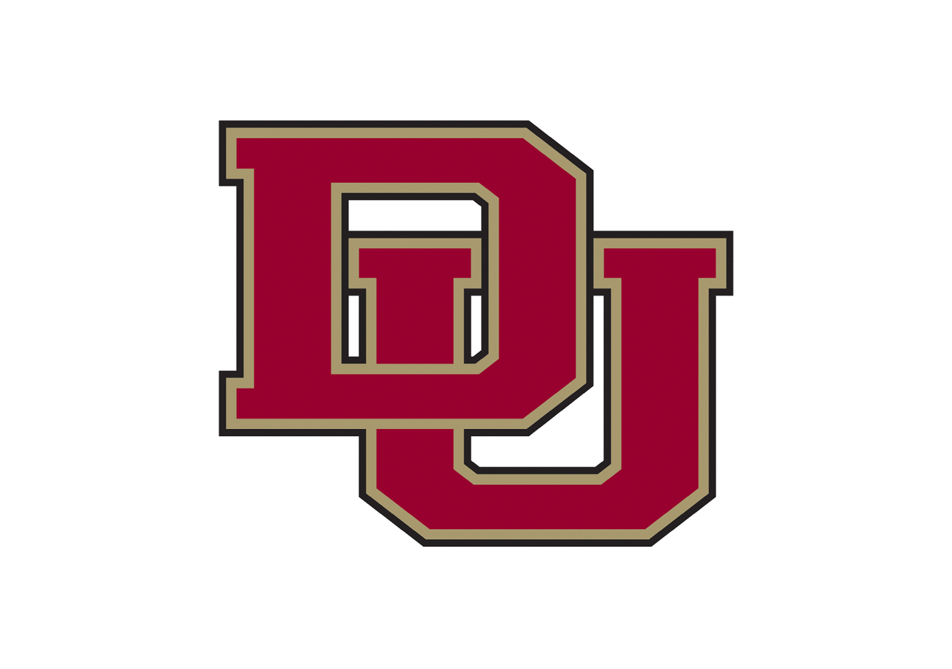 Image result for university of denver logo