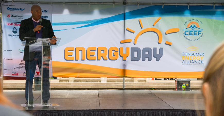 Colorado's Inaugural Energy Day Festival Kicks Off Amidst a Flash of Cold Weather